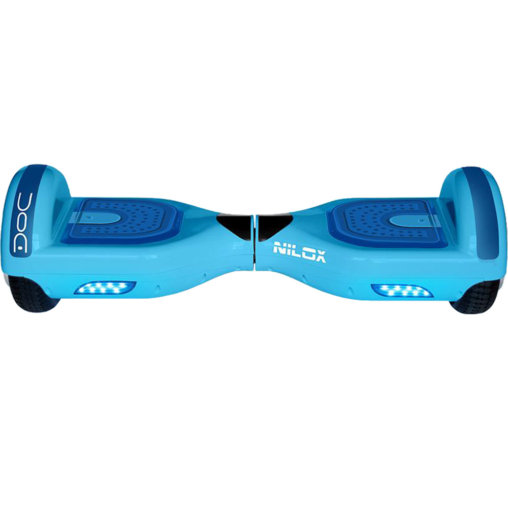Transportor Hoverboard Doc 2 Plus Bluetooth Sky Albastru