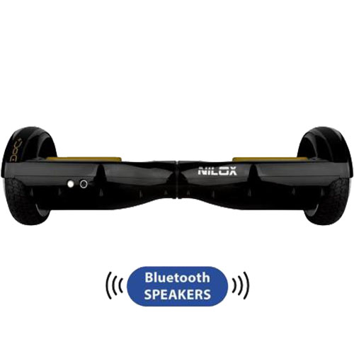 Transportor Electric Doc 2 Plus Bluetooth Auriu + Husa