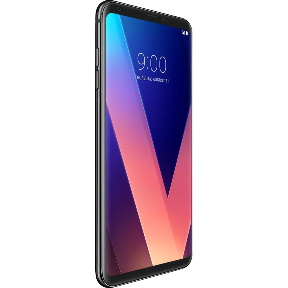 V30 Plus Dual Sim 128GB LTE 4G Negru 4GB RAM