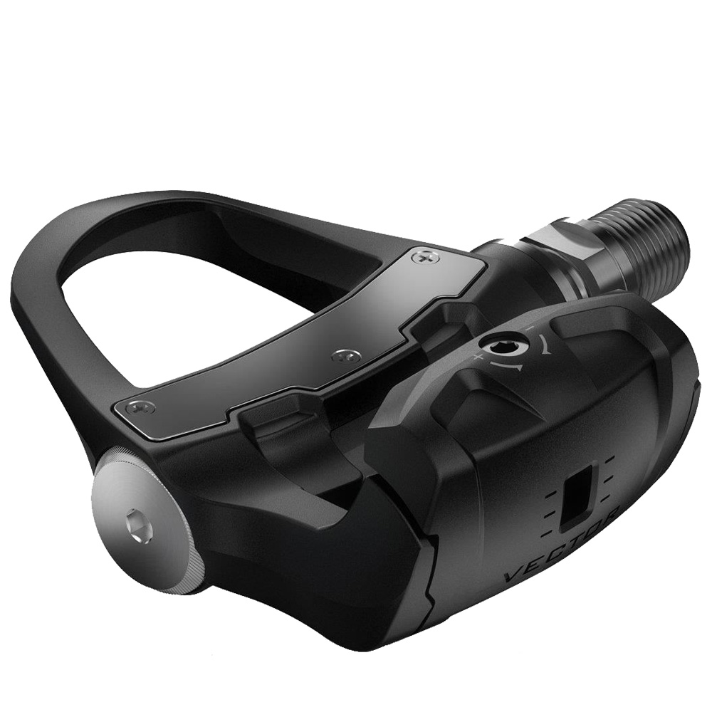Vector 3S Contor De Putere Cu Un Singur Senzor Pentru Ciclism  Negru