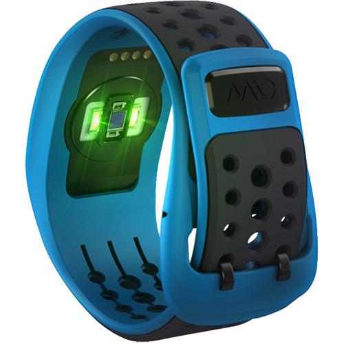 Velo Activity Heart Rate Monitor Albastru