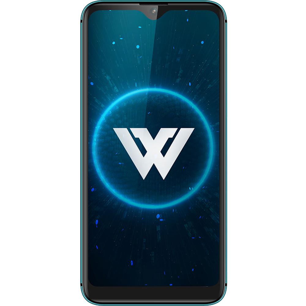 W30  Dual Sim 32GB LTE 4G Verde Aurora 3GB RAM