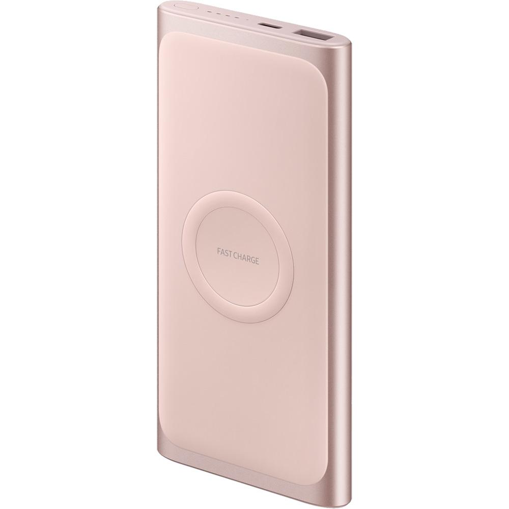 Baterie Externa Wireless Type C Roz