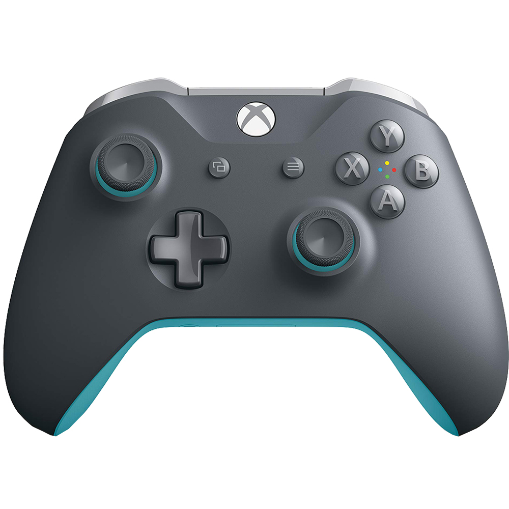 Xbox Wireless Controller Grey Blue Gri