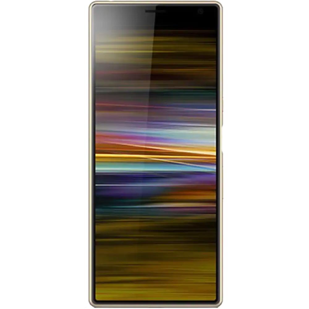Xperia 10 Plus  Dual Sim 64GB LTE 4G Auriu  6GB RAM