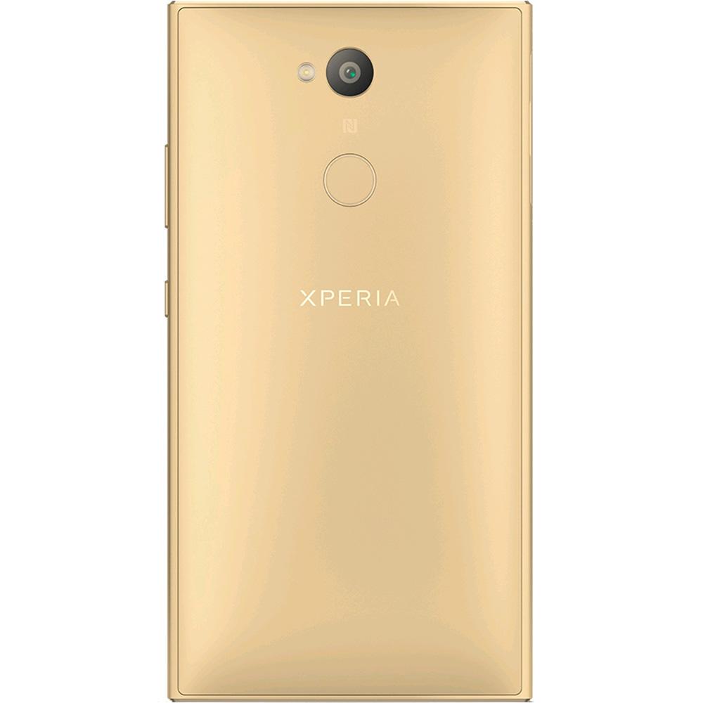 Xperia L2 Dual Sim 32GB LTE 4G Auriu 3GB RAM