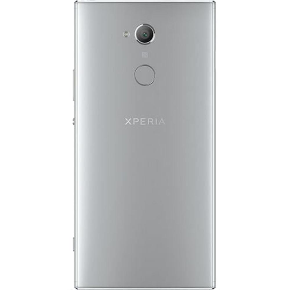 Xperia XA2 Plus  Dual Sim 32GB LTE 4G Argintiu  4GB RAM
