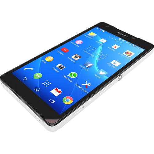 Xperia Z2a 16GB LTE 4G Alb 3GB RAM
