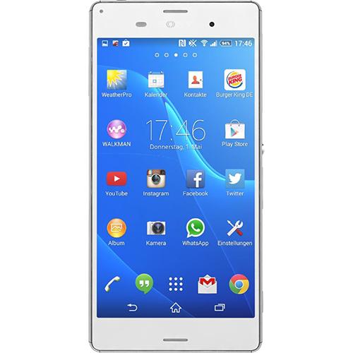 Xperia Z3 16GB LTE 4G Alb