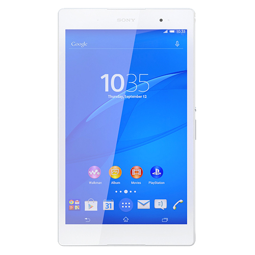 Xperia Z3 Tablet Compact 16GB Wifi Alb