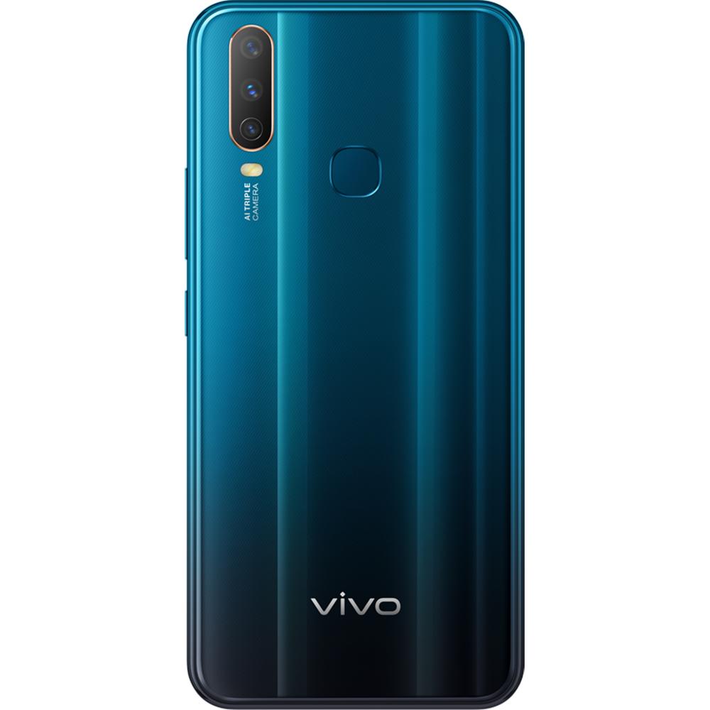 Y17  Dual Sim 128GB LTE 4G Albastru  4GB RAM