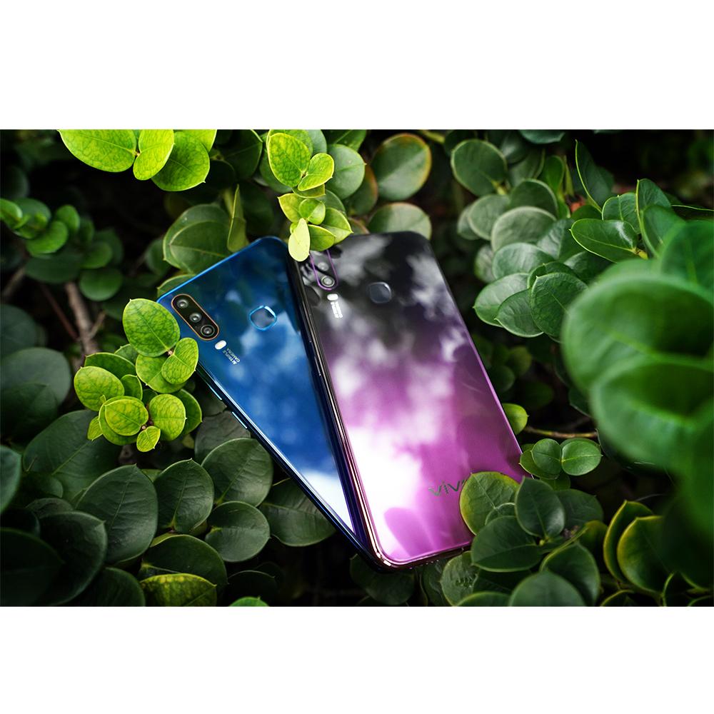 Y17  Dual Sim 128GB LTE 4G Violet  4GB RAM