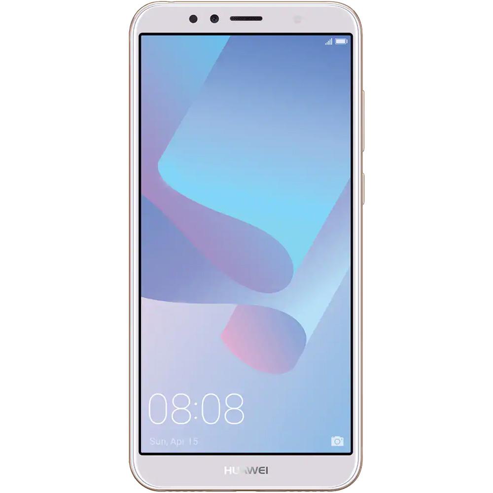 Y6 Prime 2018  Dual Sim 32GB LTE 4G Auriu  3GB RAM