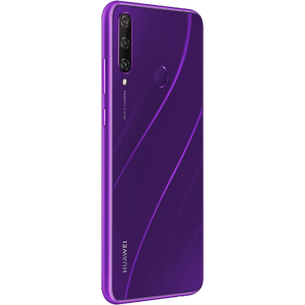 Y6p Dual Sim Fizic 64GB LTE 4G Violet 4GB RAM