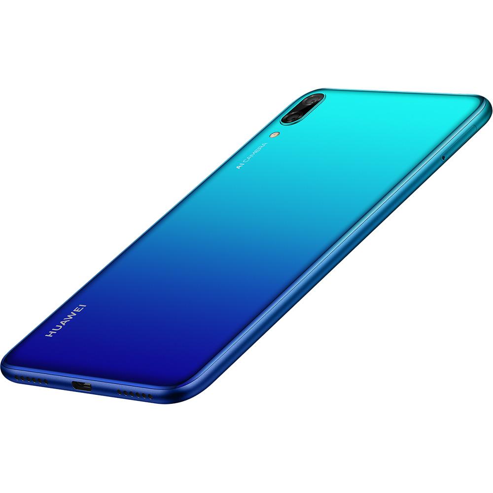 Y7 Pro 2019  Dual Sim 32GB LTE 4G Albastru  3GB RAM