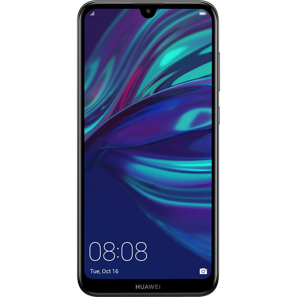 Y7 Pro 2019  Dual Sim 32GB LTE 4G Negru  3GB RAM