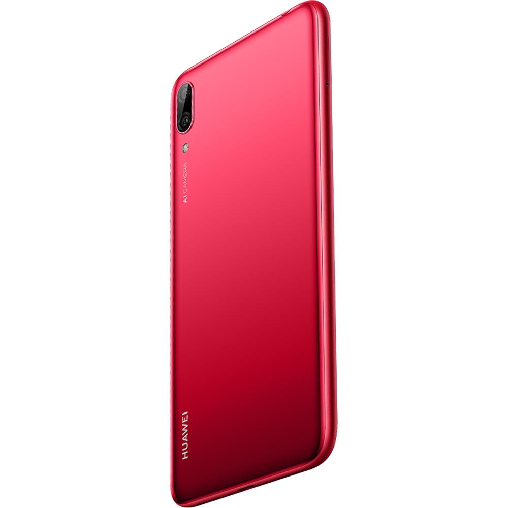 Y7 Pro 2019  Dual Sim 32GB LTE 4G Rosu  3GB RAM