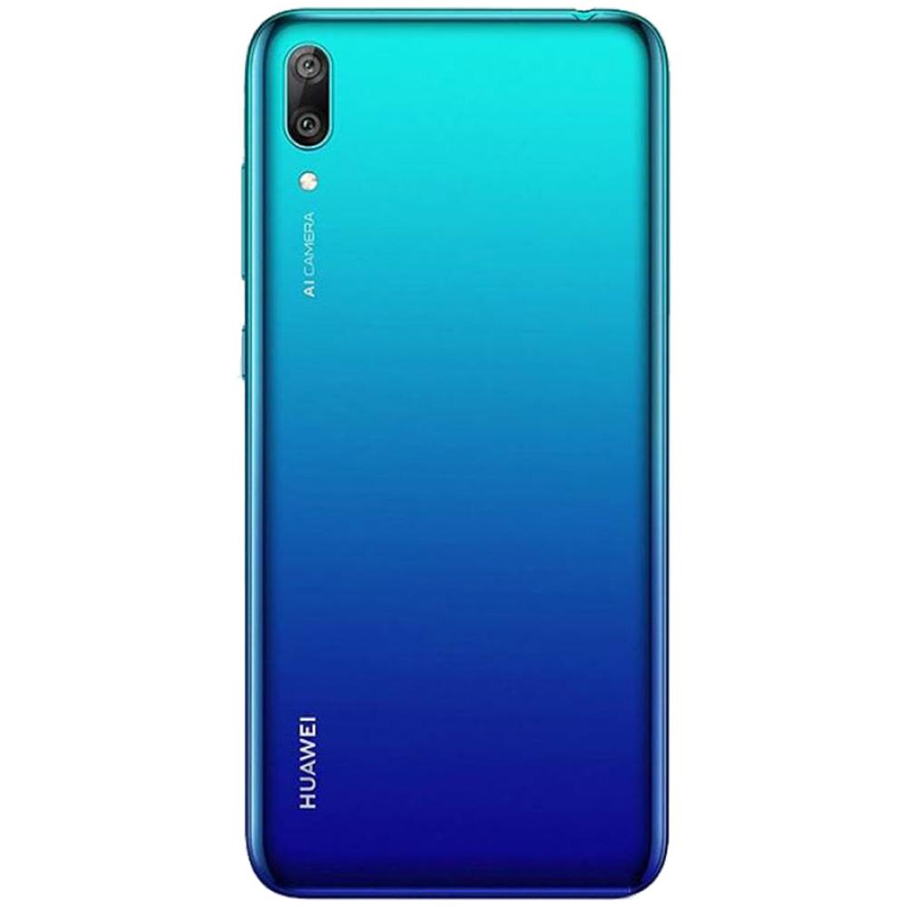 Y7 Pro 2019  Dual Sim 64GB LTE 4G Albastru Aurora 4GB RAM