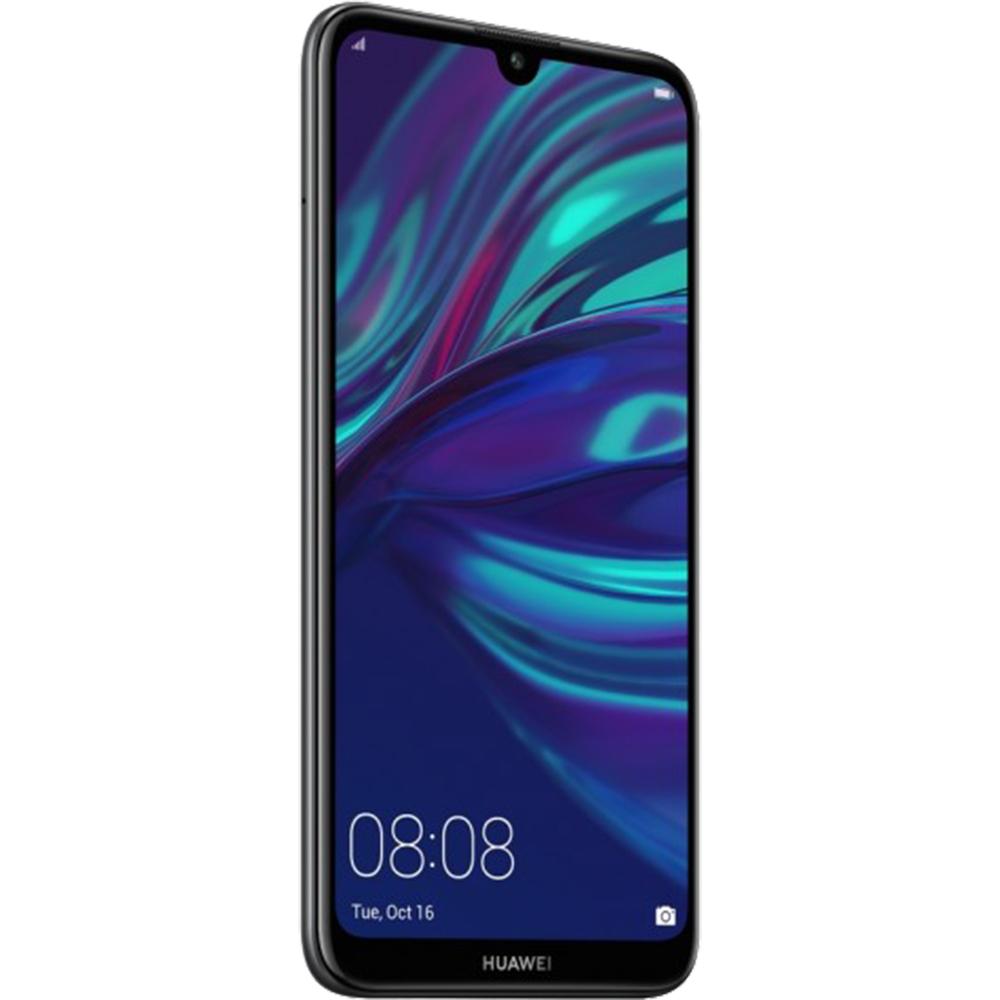 Y7 Pro 2019  Dual Sim 64GB LTE 4G Negru  4GB RAM