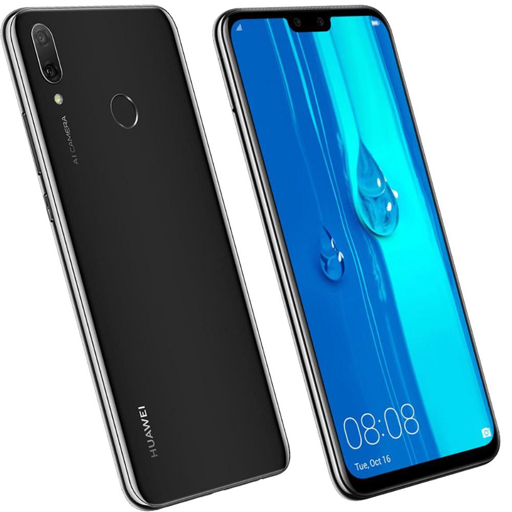 Y9 (2019)  Dual Sim 64GB LTE 4G Negru  4GB RAM