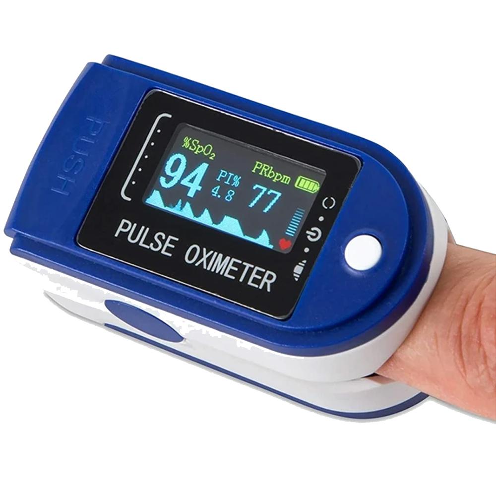 Pulsoximetru, masoara pulsul si saturatia de oxigen