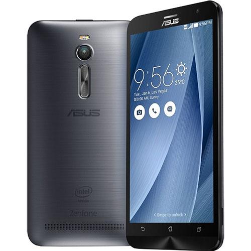 Zenfone 2 Dual Sim 16GB LTE 4G Argintiu 2GB RAM