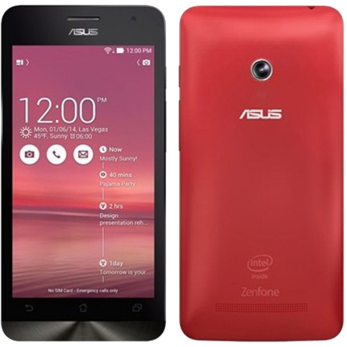 Zenfone 4 dualsim 8gb 3g rosu