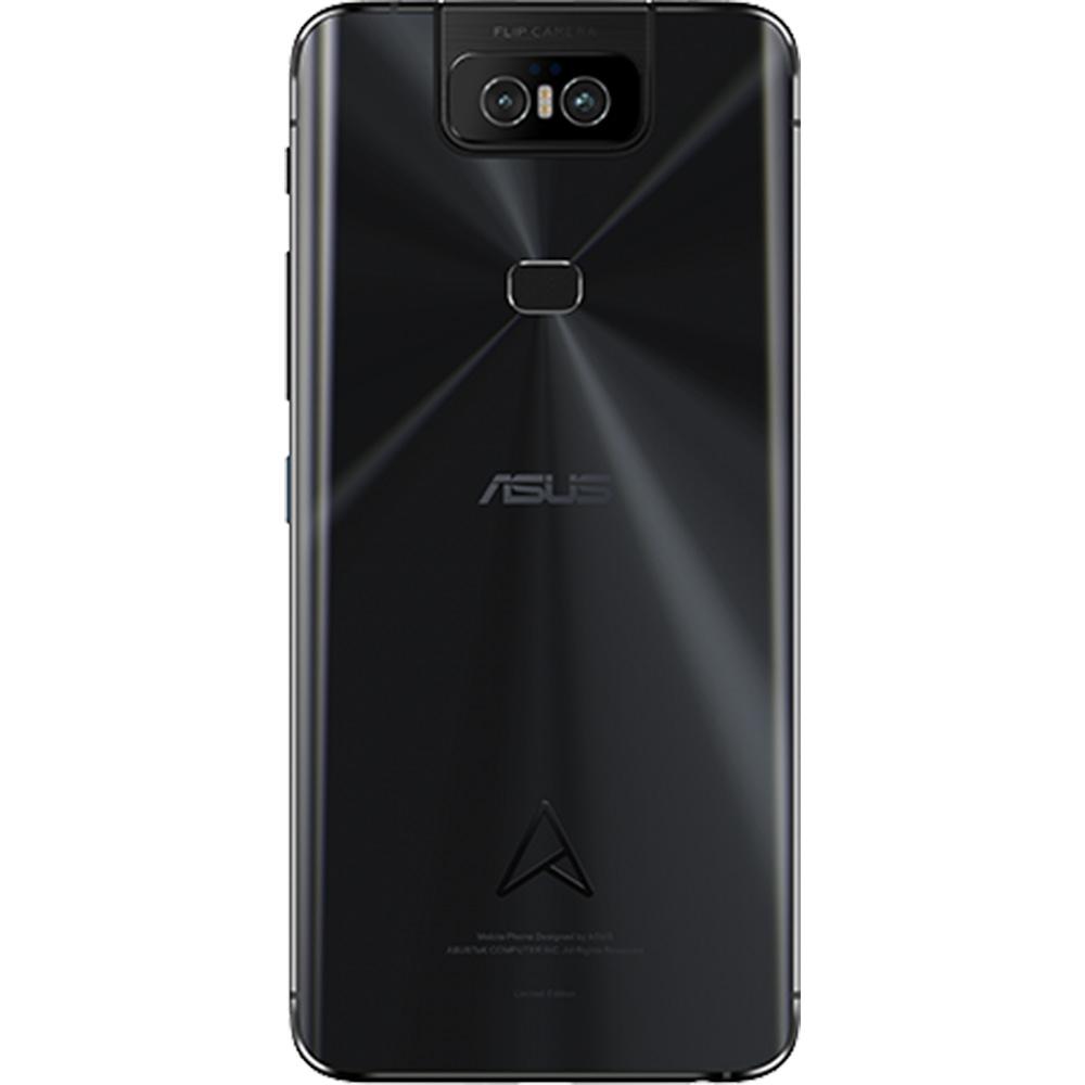 Zenfone 6 Dual Sim Fizic 512GB LTE 4G Negru Mat 12GB RAM
