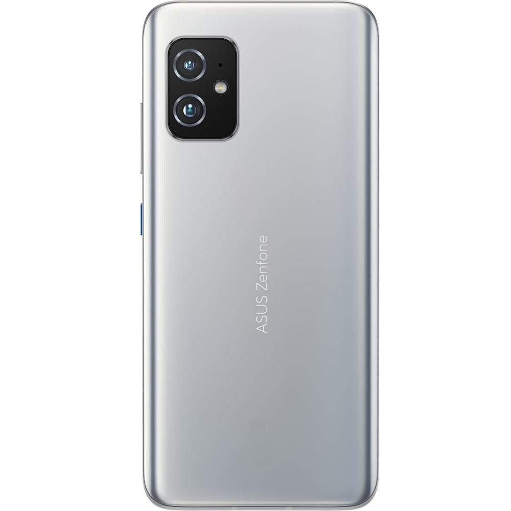 Zenfone 8 Dual Sim Fizic 128GB 5G Argintiu 8GB RAM
