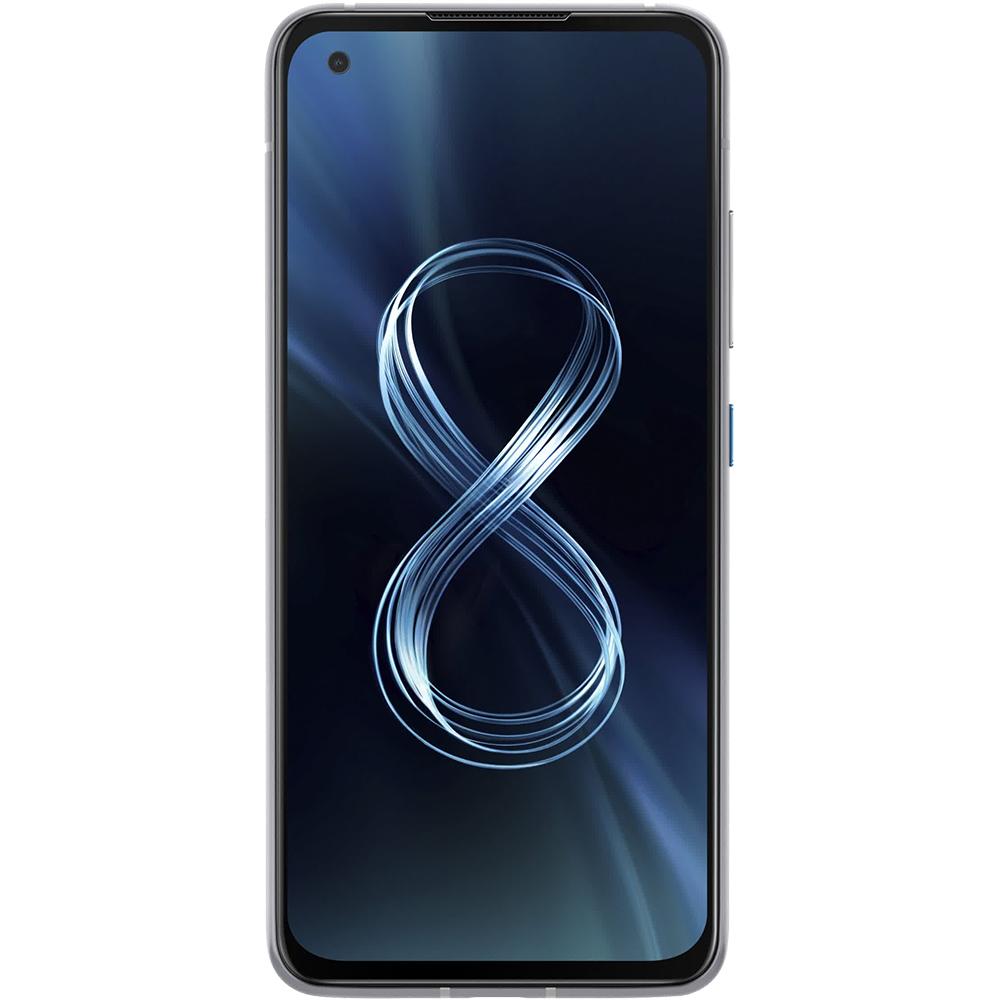 Zenfone 8 Dual Sim Fizic 256GB 5G Argintiu 8GB RAM