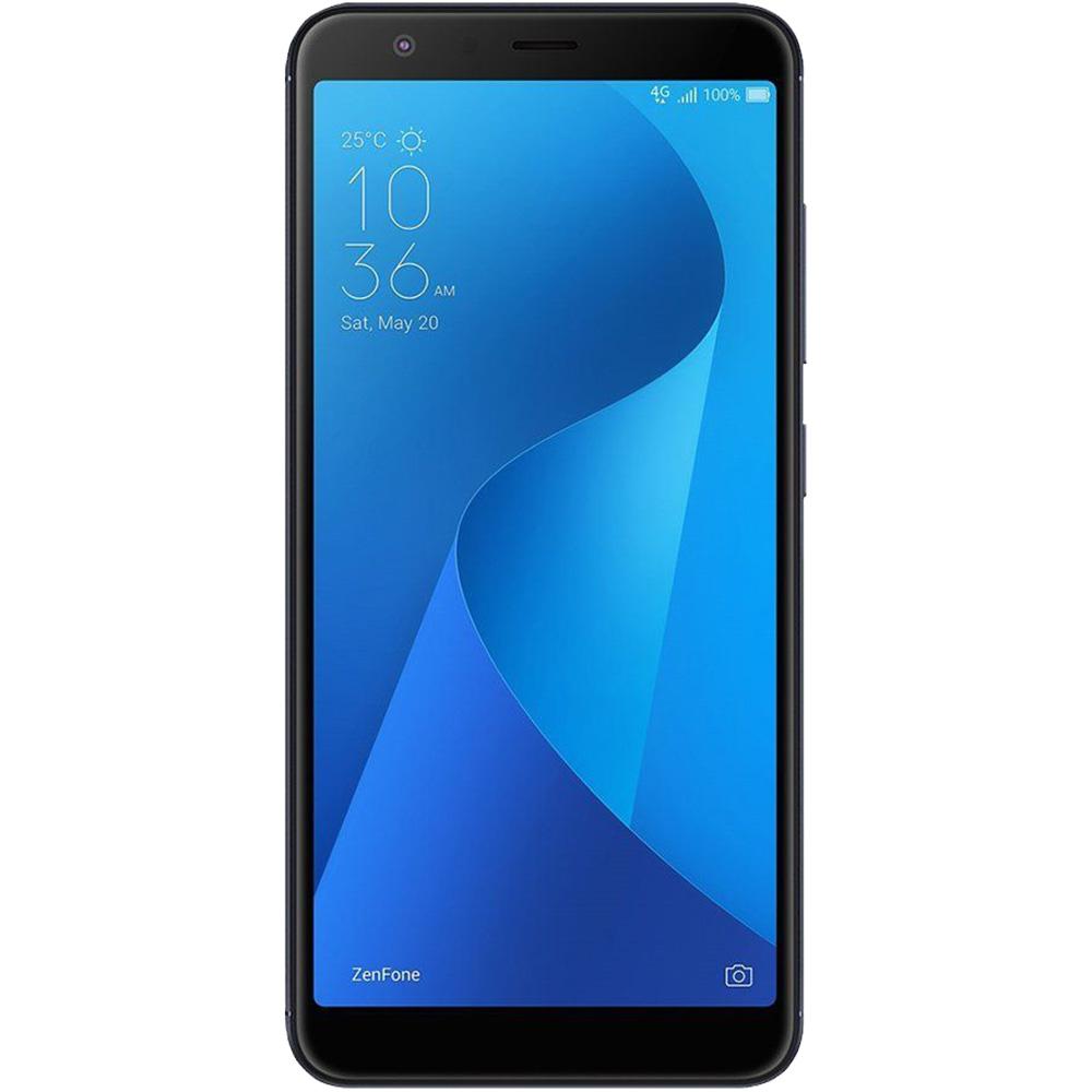 Zenfone Max Plus  Dual Sim 32GB LTE 4G Negru  3GB RAM
