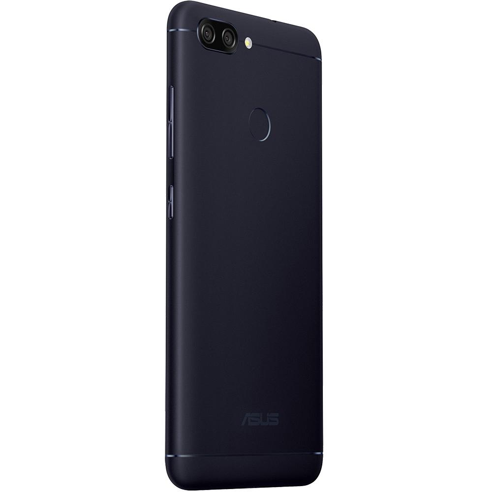 Zenfone Max Plus  Dual Sim 32GB LTE 4G Negru  4GB RAM