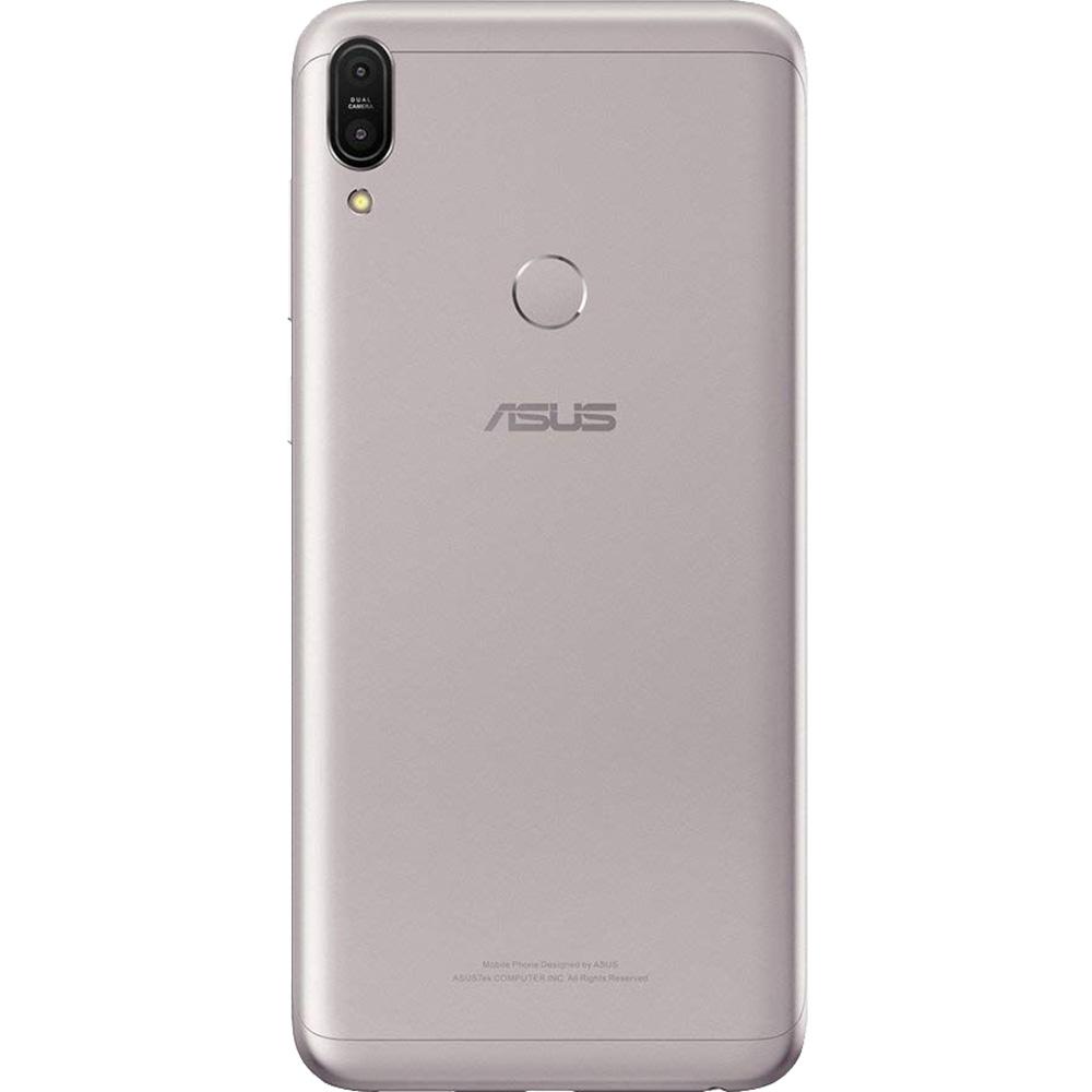 Zenfone Max PRO  Dual Sim 64GB LTE 4G Argintiu  4GB RAM