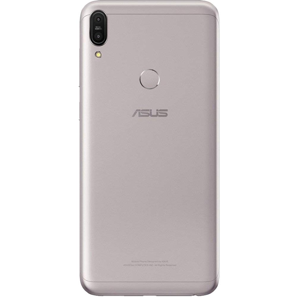 Zenfone Max PRO Dual Sim 64GB LTE 4G Argintiu 6GB RAM