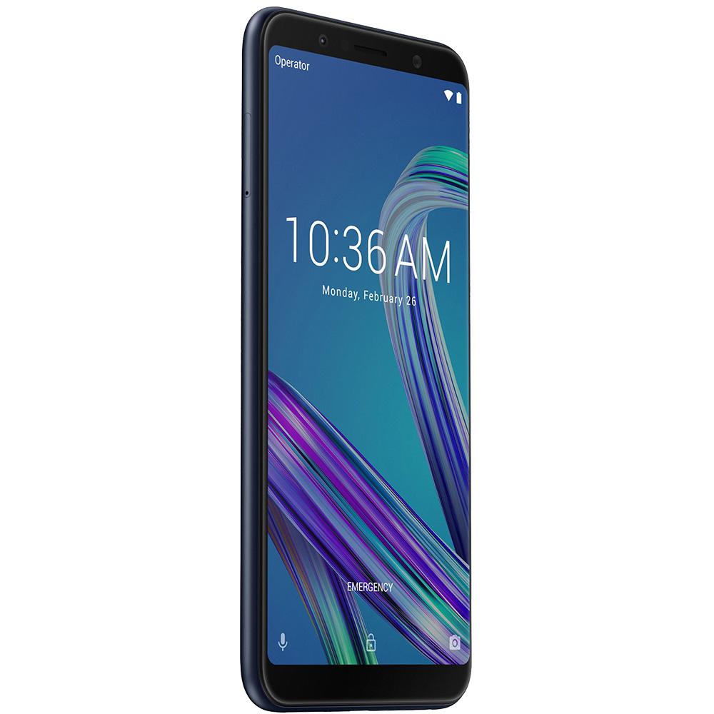 Zenfone Max PRO  Dual Sim 64GB LTE 4G Negru  4GB RAM