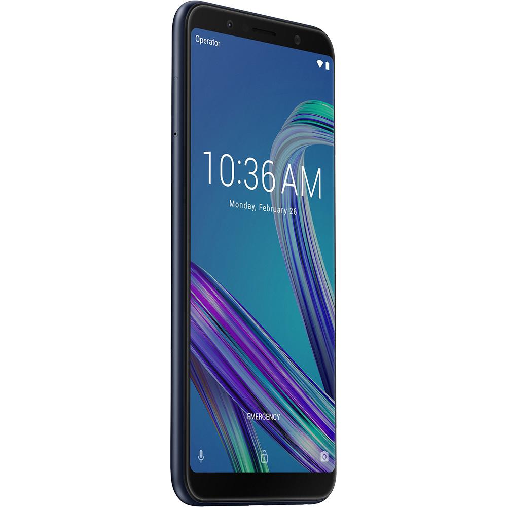 Zenfone Max PRO Dual Sim 64GB LTE 4G Negru 6GB RAM