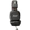 Casti Cu Fir cu Microfon Stereo Over Ear Negru
